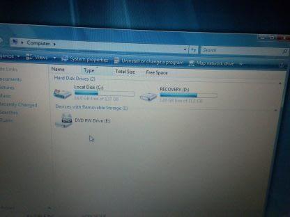Vintage Gateway MT6728 154 Notebook Laptop Win Vista All Original Runs Great 274223911596 3