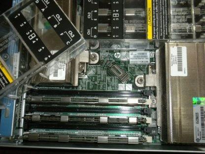 HP BL460c G7 Blade Server Dual Xeon 5620 24 Quad CPU 96GB RAM No HD 273979036378 4