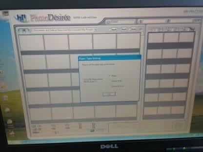 HiTi Hi Touch 640DL Dye Sub Printer 9 boxes paper 6 boxes cleaner Paper Jam 274689783957 4