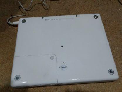 Apple iBook 121 Laptop Power pc G4 133Ghz 512MB 40GB Wifi 10411 works 274669527308 6