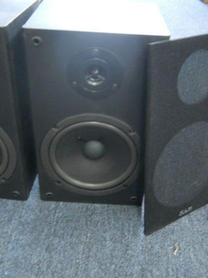 KLH L652B 100W Bookshelf Speakers Pair 264580448056 3