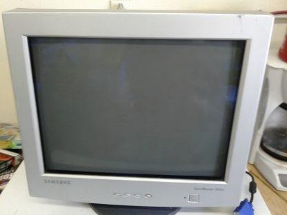 Vintage Samsung Syncmaster 753DF 17 VGA RGB CRT Computer Monitor Works Good A 274433708648
