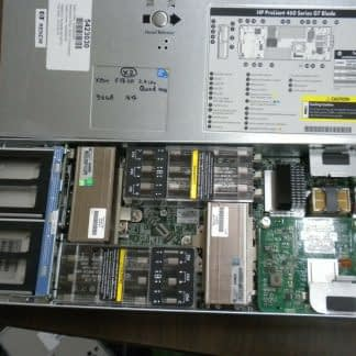 HP BL460c G7 Blade Server Dual Xeon 5620 24 Quad CPU 96GB RAM No HD 273979036378