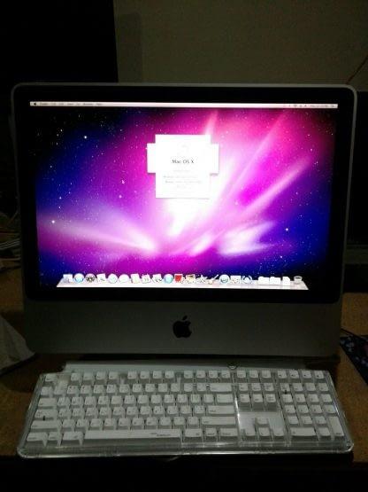 Apple iMac 20 Great Runs Snow Leopard 274647518571 3