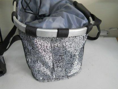 Bicycle Front Basket Removable Waterproof Bike Handlebar Basket Pet Carrier Fast 264768291585 8