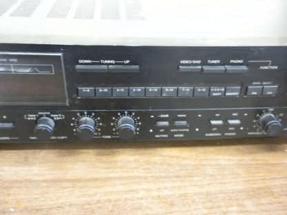 Denon DRA 550 Home Stereo Precision Audio Component Tuner Amp Receiver Works 264580448066 8