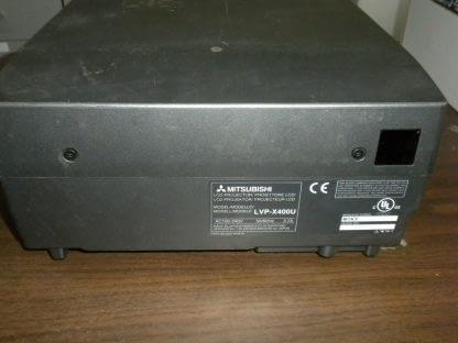 Mitsubishi LVP X400U LCD Projector Works Great 264594046351 3