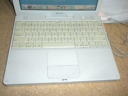 Apple iBook A1054 121 Laptop M9426LLA April 2004 10411 274288796242 2