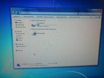 Dell OptiPlex 755 Quad Core Slim PC Serial Parallel Ports Q6600 Win 7 Pro 264607168583 8