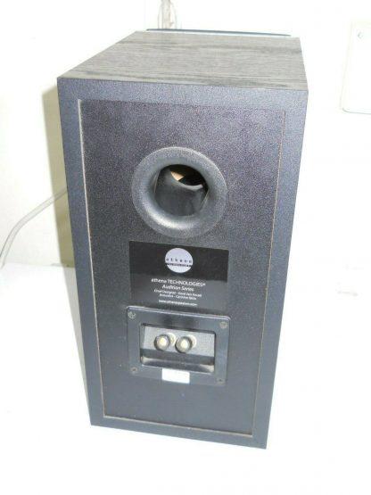 ATHENA TECHNOLOGIES AS B1 1 AUDITION SERIES Audiophile Bookshelf Speaker Pair 274417372934 5
