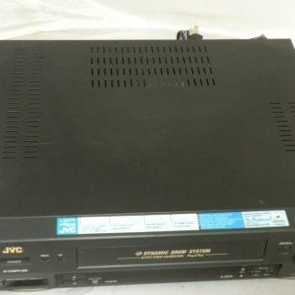 JVC HR DD750U VHS Hi Fi VCR Player Recorder Works Great 273925364901
