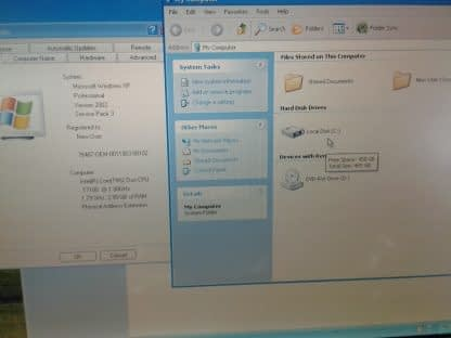 Dell Latitude D630 Runs great looks good all original Windows XP Outlook Express 274497386756 4