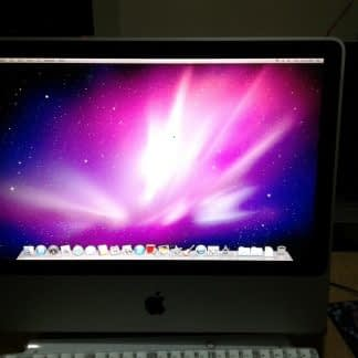Apple iMac 20 Great Runs Snow Leopard 274647518571