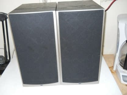 ATHENA TECHNOLOGIES AS B1 1 AUDITION SERIES Audiophile Bookshelf Speaker Pair 274417372934