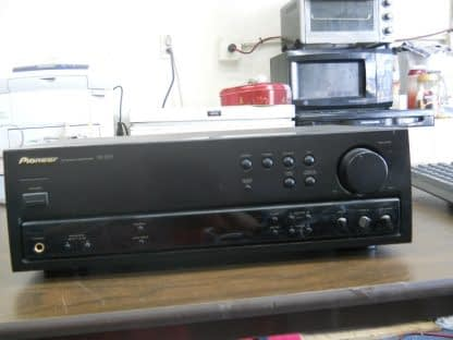 Pioneer SX 205 21 Channel 200 Watt Receiver Works 264580448061 3