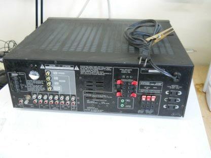 Vintage KENWOOD KR V8030 Audio Video Receiver 274405645603 10