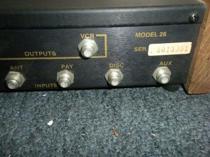 Vintage Electronics Video Commander model 26 home video system 273747967393 3