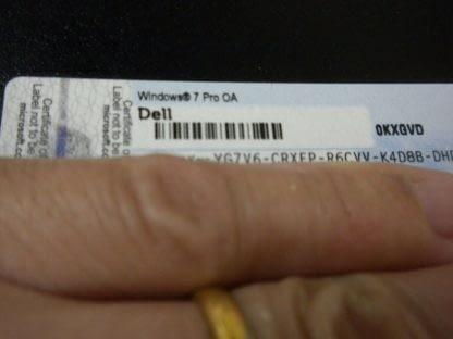 Dell OptiPlex 3010 Intel Core i5 3470 320GHz 4GB DDR3 250GB WIN10 PRO 264489120144 7