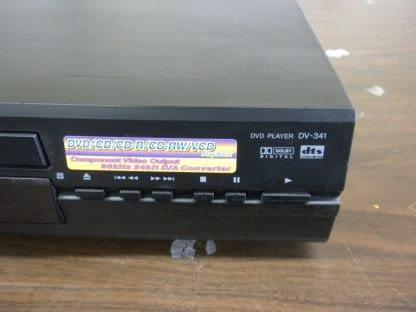 Pioneer VXX2702 DVD Player DV 341 DVD player with remote 264580448042 3