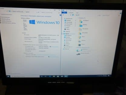 Compaq Presario CQ5727F Desktop PC Win 10 Pro Runs Good 264615410601 4