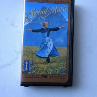 VHS The Sound of Music VHS Tape Video tape Good condition 264517361854