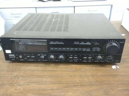 Denon DRA 550 Home Stereo Precision Audio Component Tuner Amp Receiver Works 264580448066