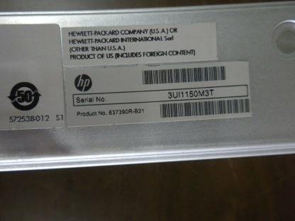 HP BL460c G7 Blade Server Dual Xeon 5675 307 6 Core CPU 96GB RAM No HD 274223911601 6