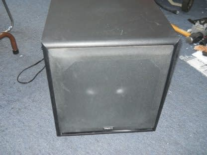 Velodyne CT 100 Home Theater Powered Subwoofer Works Great 274405571266