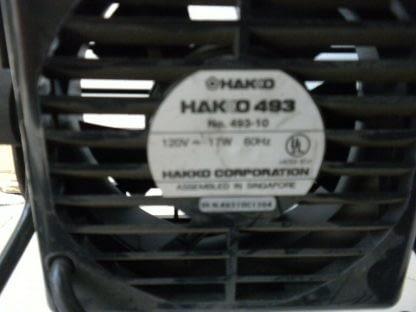 Benchtop Solder Fume Extractor120V HAKKO 493 with stand 274147844884 4