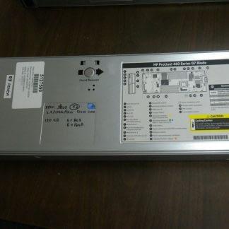 HP BL460c G7 Blade Server Dual Xeon 5620 24 Quad CPU 120GB RAM No HD 273979036373