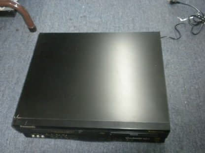 Panasonic PV D4732 Double Feature VHS VCR Recorder DVD Combo Player No Remote 264580448067 4