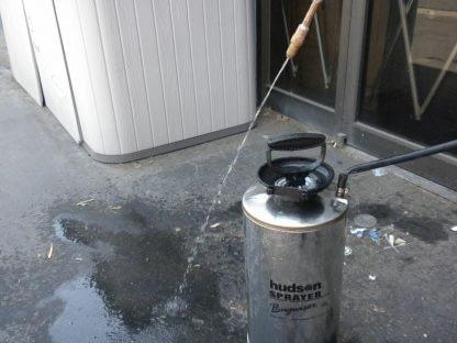 Hudson 67220 Bugwiser Stainless Steel Sprayer Bright Finish 2 Gallon 274147844899 2