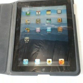 Apple iPad A1219 1st Gen 32GB Wi Fi 97in Black MB293LLA Good condition 264518639002