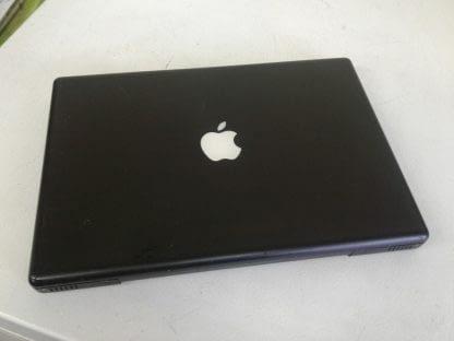 Vintage Apple MacBook 13 A1181 Black Works great 264899590048 12