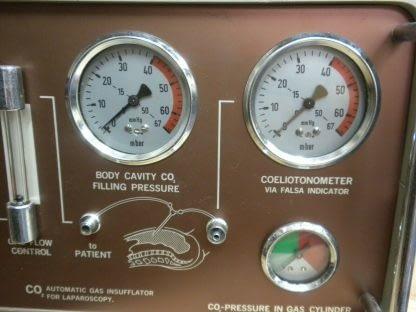 Olympus PNE C Automatic Gas Insufflator for Laparoscopy 264369081760 4