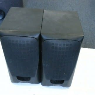 Pair SANSUI MICRO 1500 speakers 264648447783