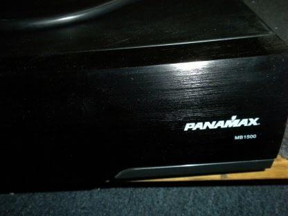 Panamax MB1500 48V to True Sine Wave AC Inverter for Audio Theatre Solar Equip 264430048152 9