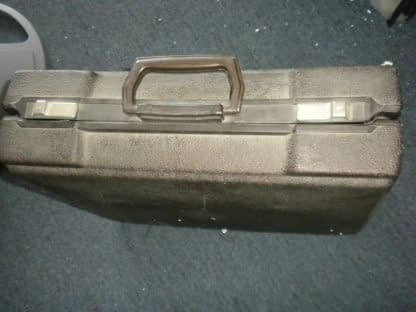 Smith Corona Coronet Super 12 Portable Electric Typewriter w Original Case 264263506353 10