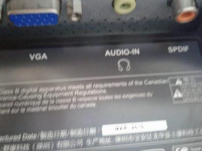 ASUS VH242H LCD Monitor DVI VGA HDMI Works GREAT 274441053450 6