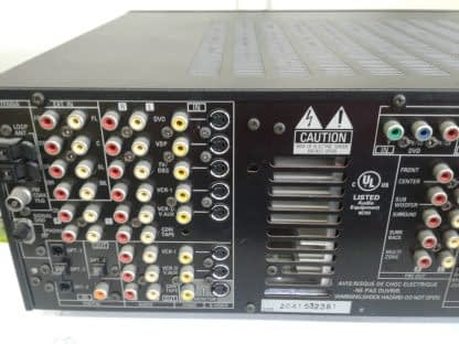 Vintage Denon AVR 3802 51 71 Home Theater Receiver Amplifier 240W channel 274537096444 9