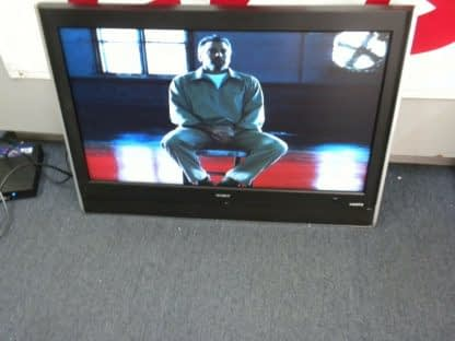 32 inch LCD TV Monitor Combo with DVD player Maxent ML 3251HLT Works 264583508611 7