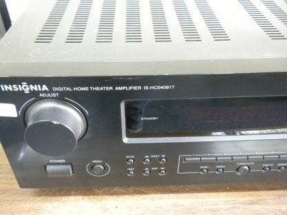 Insignia IS HC040917 Multi Input Audio Video Digital Home Theater Amplifier 264570274148 2
