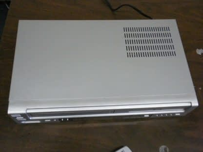 Go Video DV2150 DVD VCR Combo VHS Player Dual Deck with Remote Good condition 264580448041 9