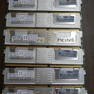 HP PN 398707 051 Mac Pro 12GB 6X2GB DDR3 MEMORY 264304665660