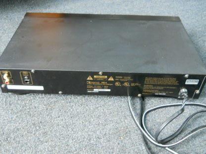 Vintage Rare Nakamichi MB 8 CD Player 5 disc Musicbank Changer 264714732727 8