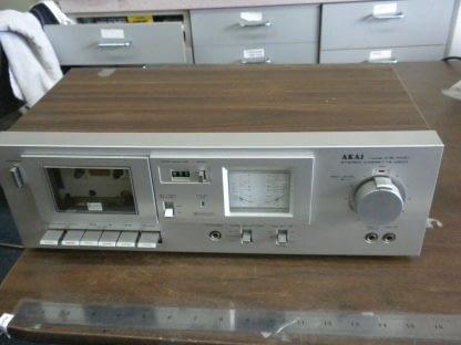 Akai CS M01A Dolby Cassette Deck Super Clean Needs Belt 273746090111