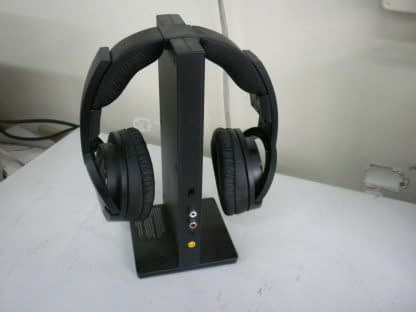 Sony MDRRF995RK Wireless Over the Ear Headphones Black 264285108798