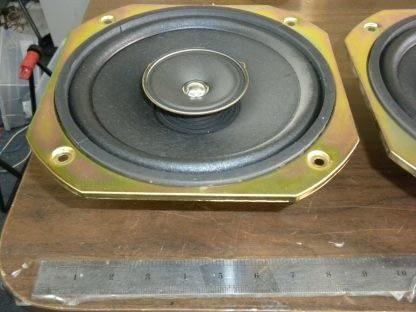 Pair SONY 40 Watt 8 Ohm 8 Diameter Full Range Speakers 1 544 014 11 274129145584 4