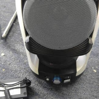 Sharper Image Portable Speaker battery powered anywhere for parties outdoor camp 264304664977