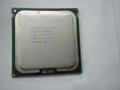Pentium Socket 775 Xeon Desktop CPU Processor 1 pcs E5440 283GHZ SLBBJ 264304664963